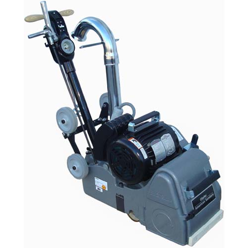 Floor sanding machine unity electric motorshop for Used electric motor shop equipment for sale